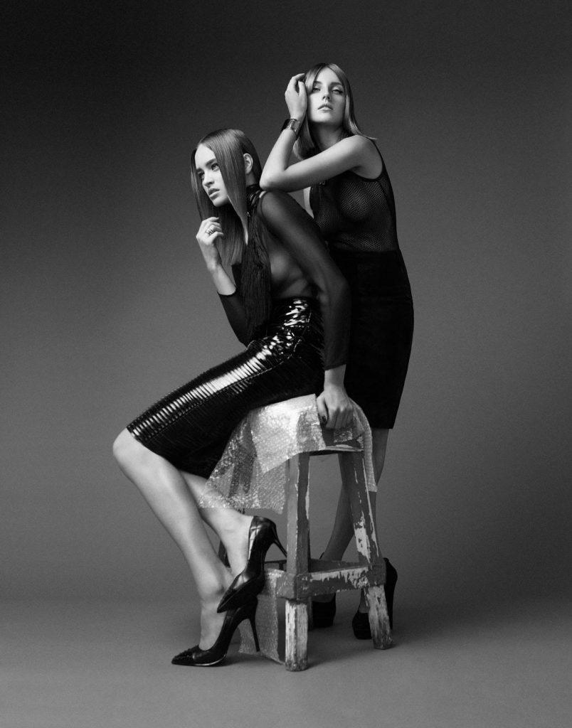 WOLAND + Britt Samoson
