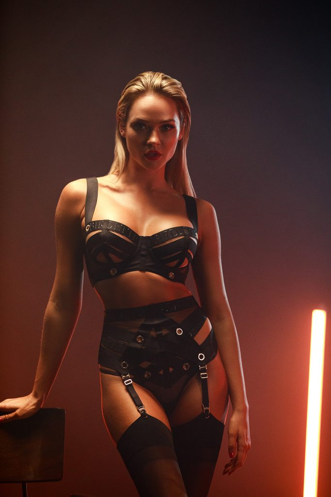 Honey Birdette - Hell Raiser
