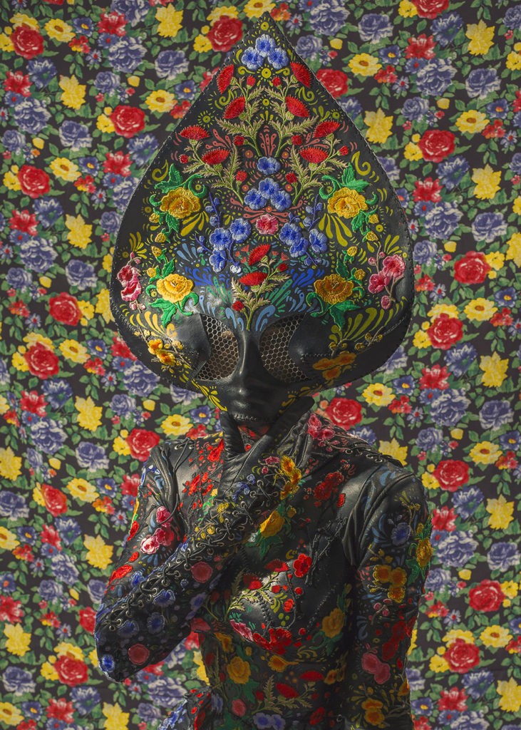 Karina Akopyan - Floral Alien