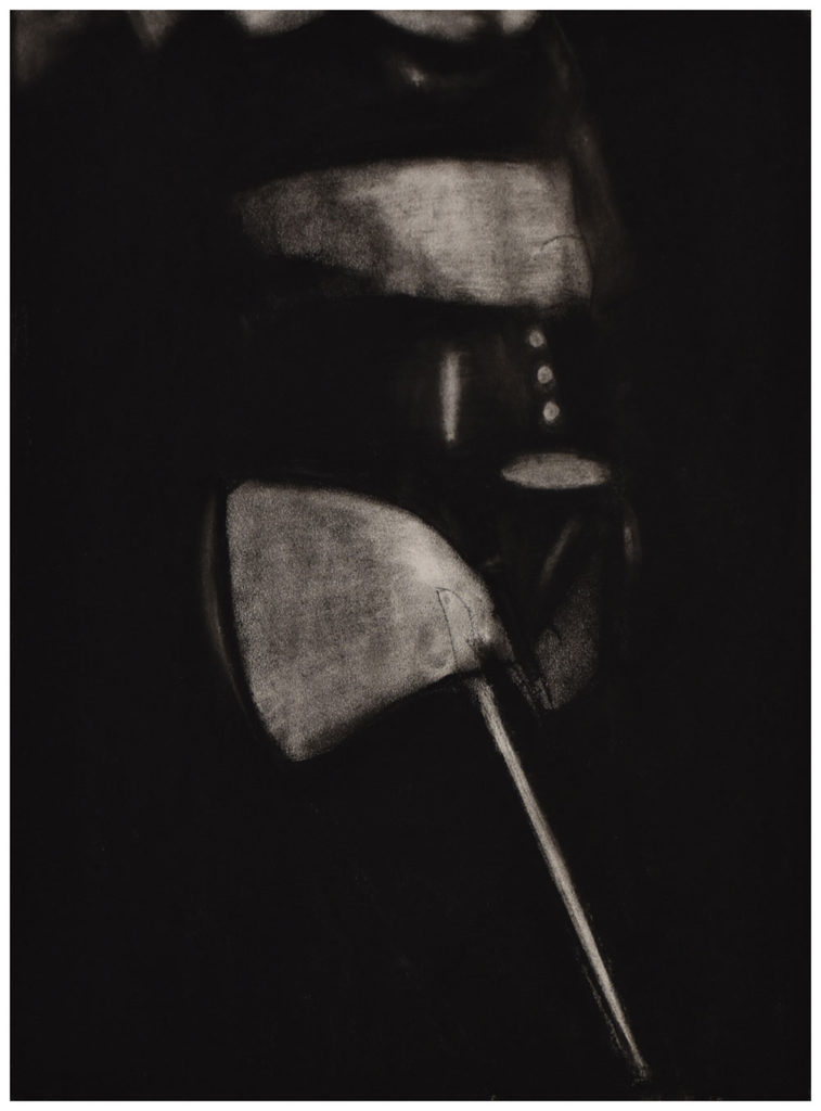 Paul Josepth Vogeler - Latex Study