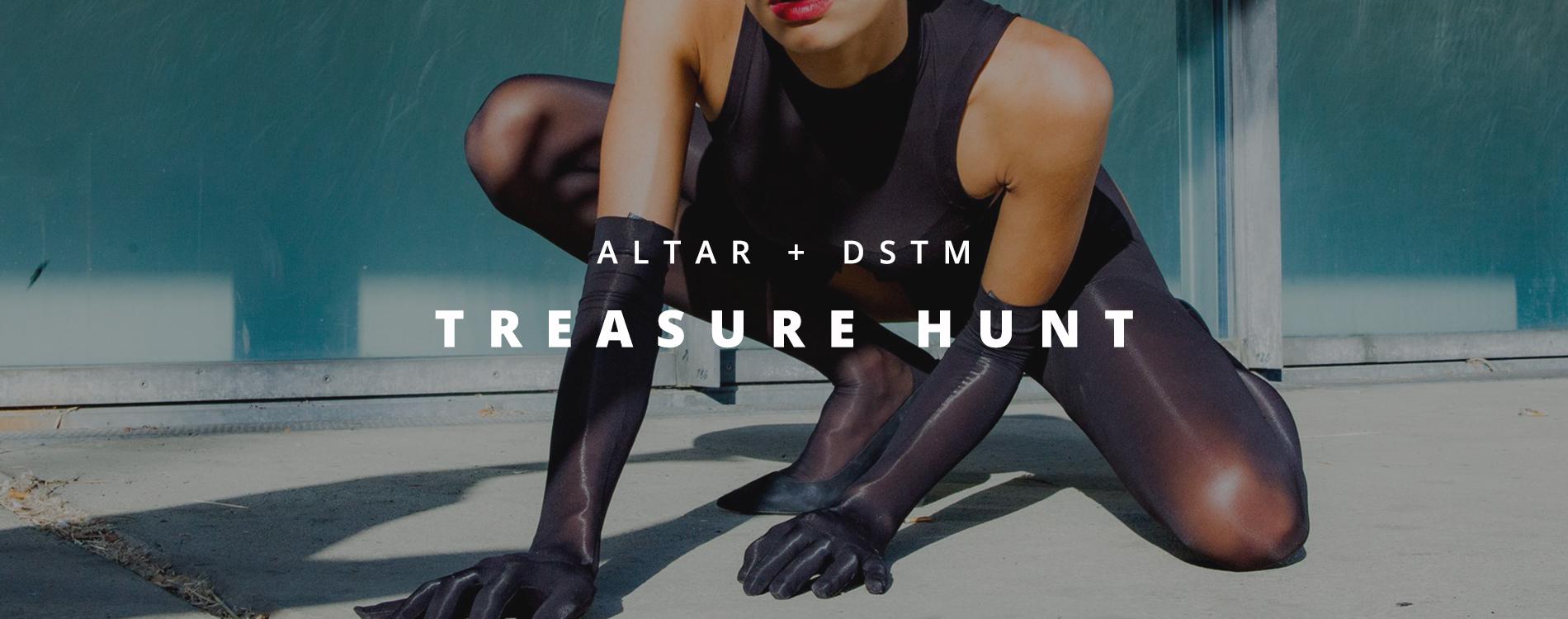 Altar + DSTM - Easter Treasure Hunt
